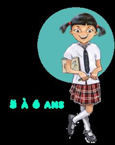 Miyuki 5-6ans