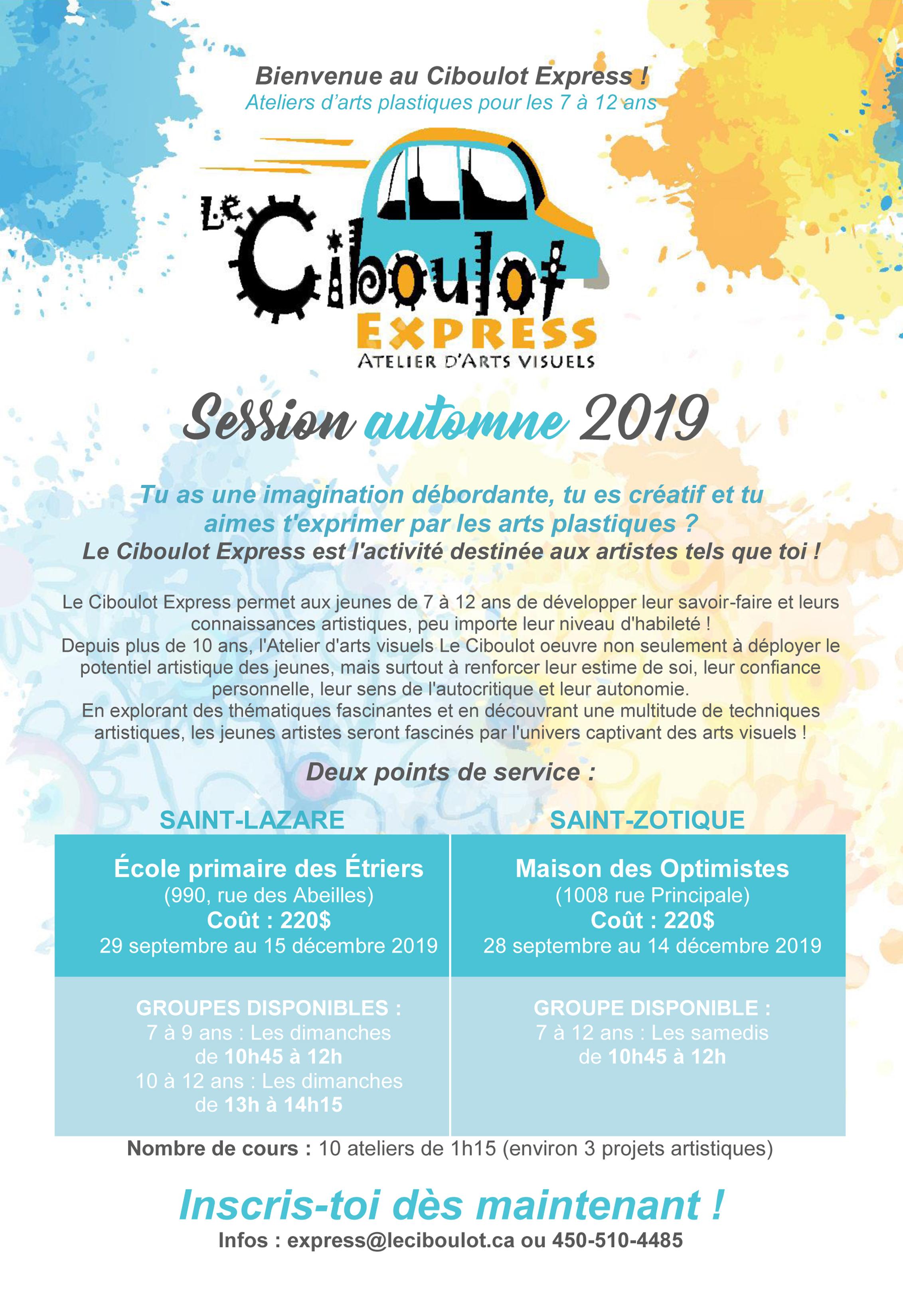 Ciboulot Express